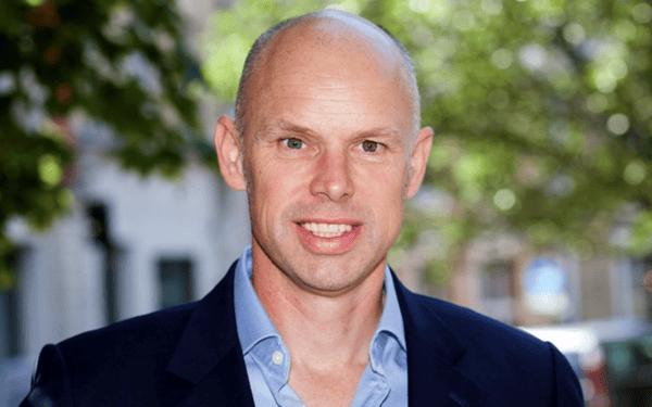 Andrew Morley Presidente y CEO Visión Mundial Internacional
