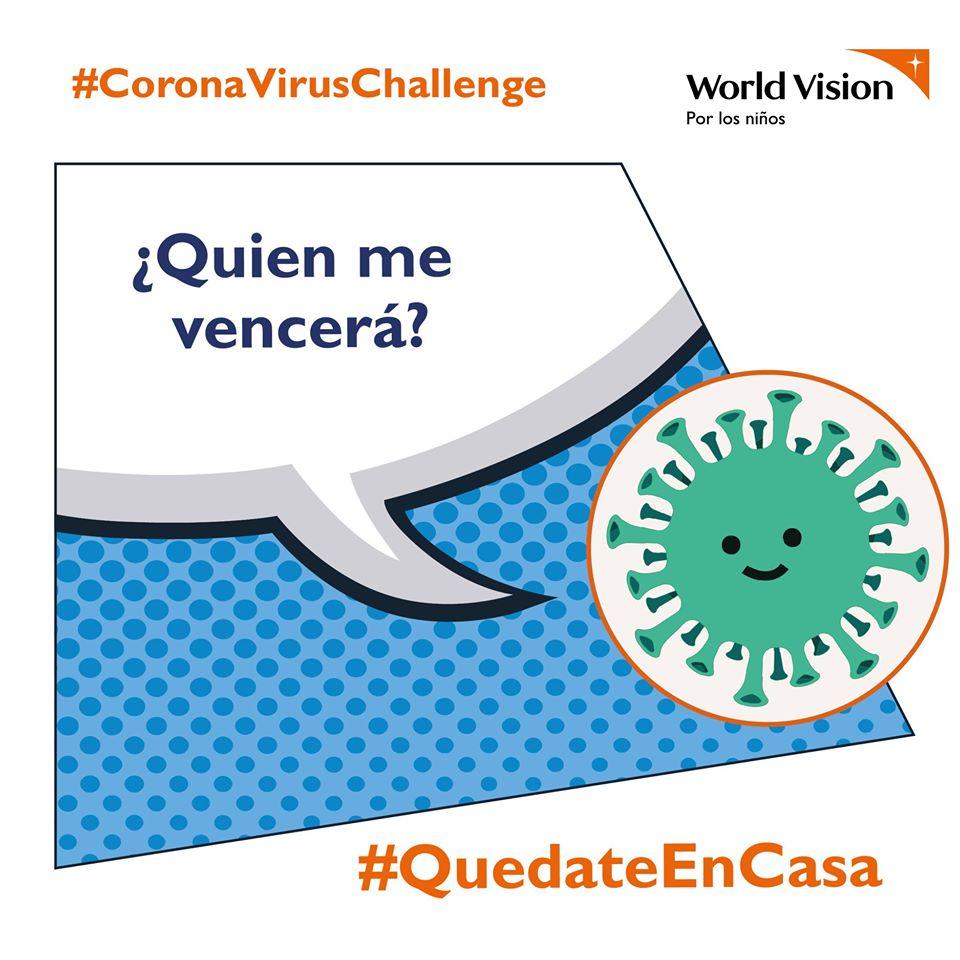 Campañas de World Vision en redes sociales